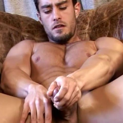 Cock stroking Cody   Daily Dudes @ Dude Dump