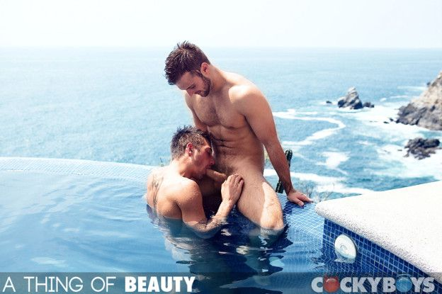 Cockyboys – Thing Of Beauty 2 | Daily Dudes @ Dude Dump