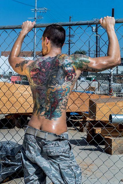 Cody Fitzpatrick | Daily Dudes @ Dude Dump