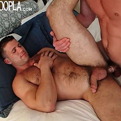 Cody Wolfe Fucks Cole Money's Virgin Hole | Daily Dudes @ Dude Dump