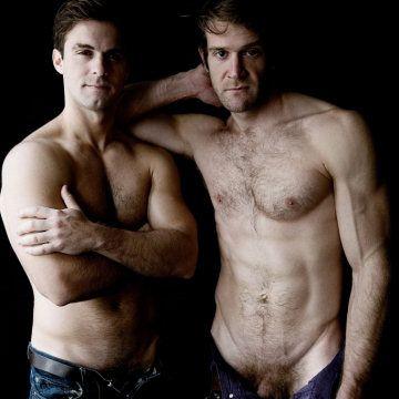 Colby & Gabriel unzipped | Daily Dudes @ Dude Dump