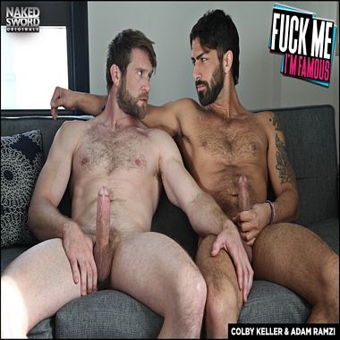 Colby Keller Fucks Adam Ramzi | Daily Dudes @ Dude Dump