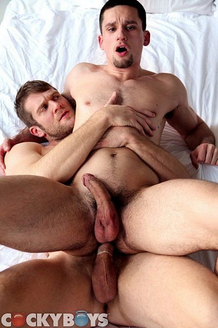 Colby Keller Obliterates Anthony Romero's Hole | Daily Dudes @ Dude Dump