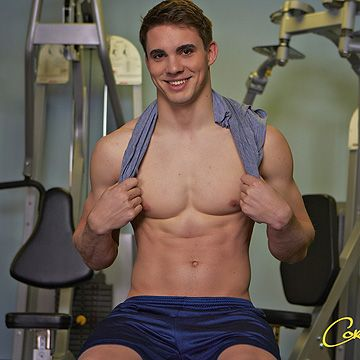 College Hunk Liam | Daily Dudes @ Dude Dump
