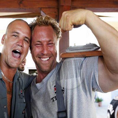 Concordia – BIG MEN behind the rescue! | Daily Dudes @ Dude Dump