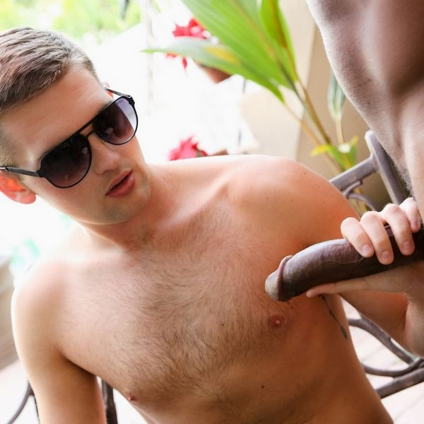 Conner Mason Takes Big Cock Vacation | Daily Dudes @ Dude Dump