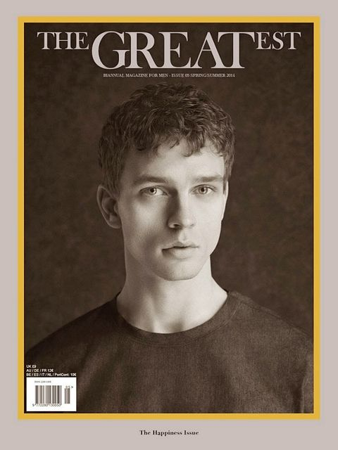 Cover Boys: Benjamin Eidem | Daily Dudes @ Dude Dump