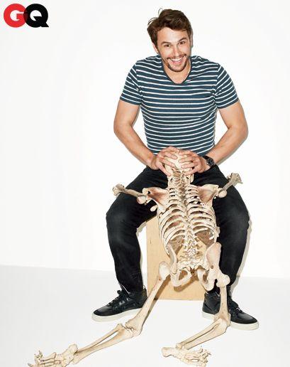 Cover celebrities: James Franco | Daily Dudes @ Dude Dump