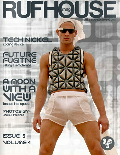 COVER MADNESS: Ruffhouse Magazine | Daily Dudes @ Dude Dump