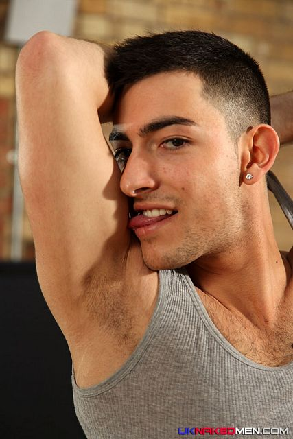 Cute hairy guy Alexander Zoemalak jerks off | Daily Dudes @ Dude Dump