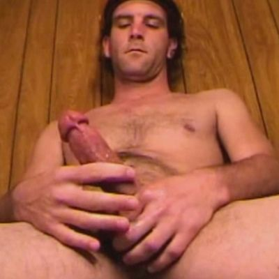 Cute Laborer Strokes His Big Cock | Daily Dudes @ Dude Dump