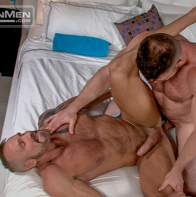 Dallas Steele and Liam Knox Flip Fuck | Daily Dudes @ Dude Dump