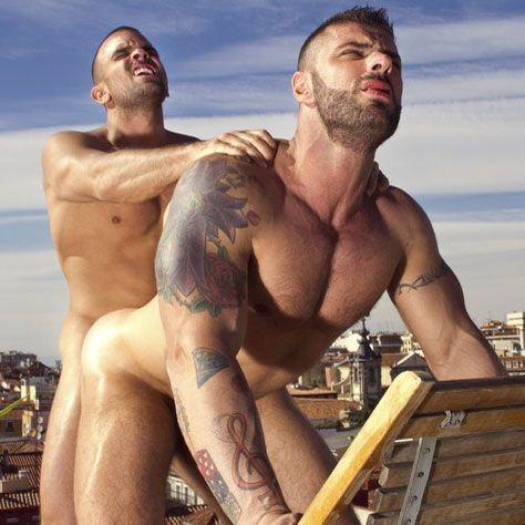 Damien Crosse and Alex Marte flip flop | Daily Dudes @ Dude Dump