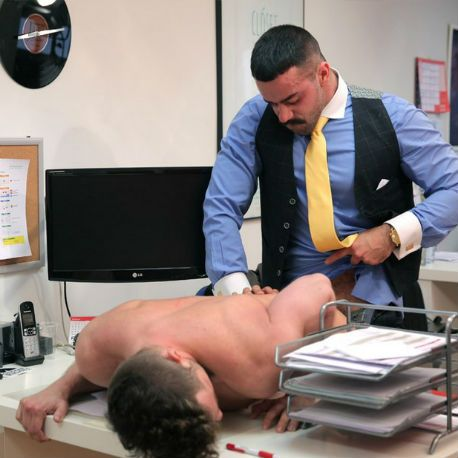 """Damon Heart and Teddy Torres in """"Making It Big"""" 
