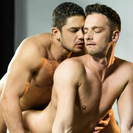 Damon Heart gets fucked by Dato Foland | Daily Dudes @ Dude Dump