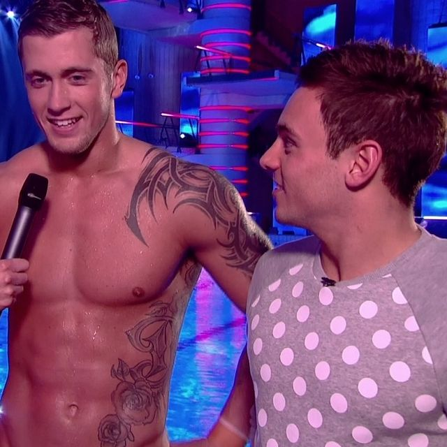 Dan Osborne in Splash! Semi Final | Daily Dudes @ Dude Dump