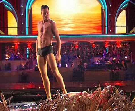 Dancing with the stars: Hunks!   Daily Dudes @ Dude Dump