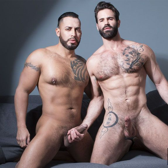 Dani Robles and Viktor Rom | Daily Dudes @ Dude Dump
