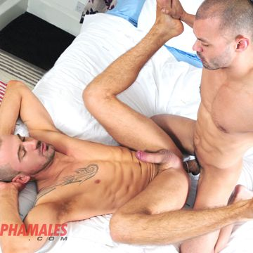Daniel Dias fucks gay cum pig Marco Sessions | Daily Dudes @ Dude Dump