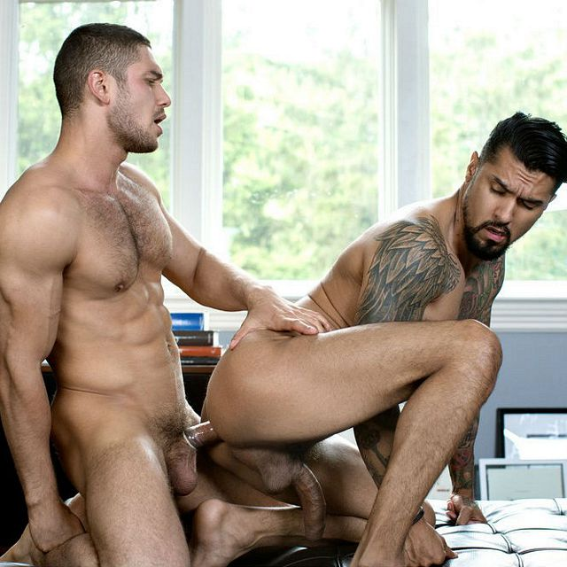 Dato Foland and Boomer Banks fuck | Daily Dudes @ Dude Dump