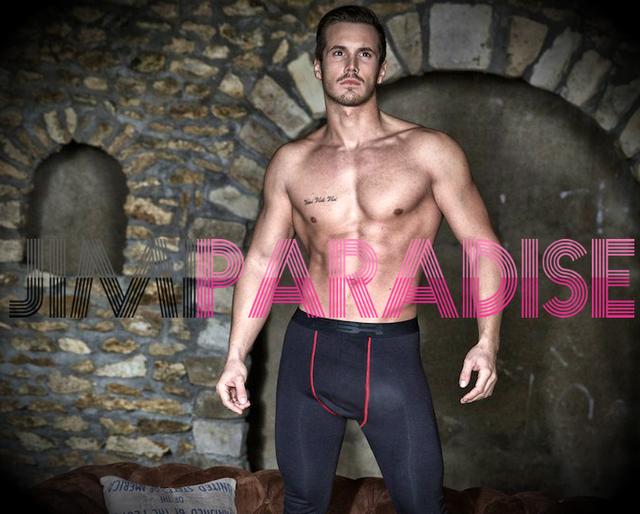 David Beckham's double has a missle in his pants!   Daily Dudes @ Dude Dump
