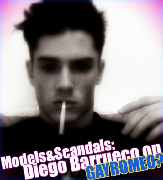 Diego Barrueco on GAYROMEO? | Daily Dudes @ Dude Dump