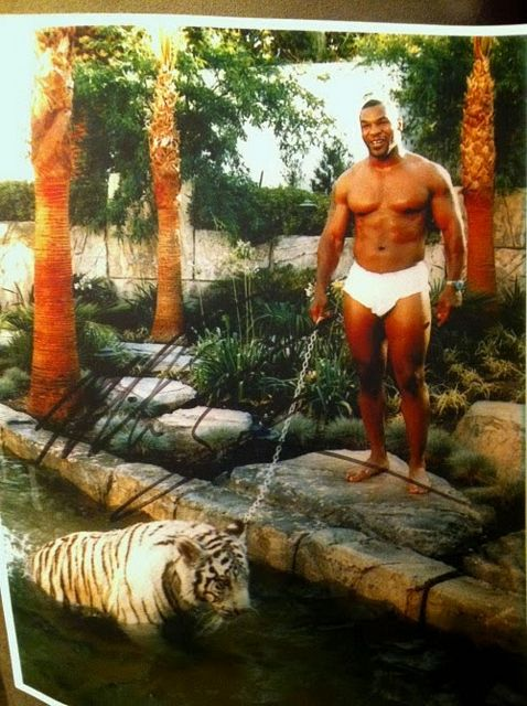 DILF of the day: Mike Tyson | Daily Dudes @ Dude Dump
