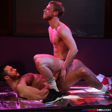Dirk Berger Owned By Hairy Muscle Top Jessy Ares   Daily Dudes @ Dude Dump