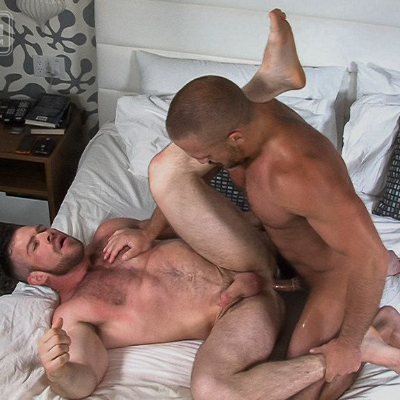 Dirk Caber and Liam Knox Flip Fuck | Daily Dudes @ Dude Dump