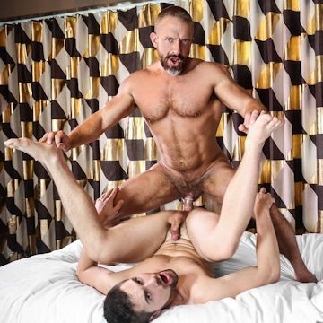 Dirk Caber tops Griffin Barrows | Daily Dudes @ Dude Dump