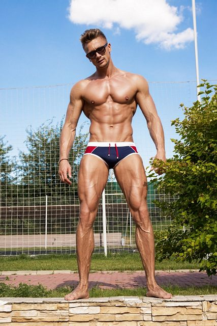 Dmitry Lukin By Stas Vokman – #Part 1 – Men In U | Daily Dudes @ Dude Dump