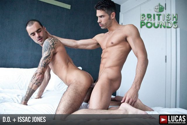 D.O. and Issac Jones Suck and Flip-Fuck | Daily Dudes @ Dude Dump