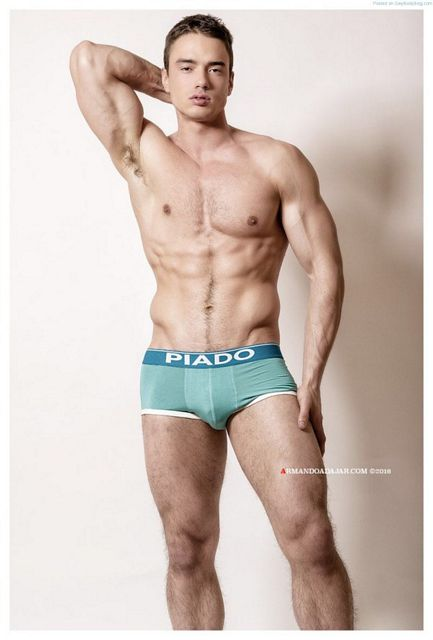 Does Marcin Michal Have The Perfect Body? | Daily Dudes @ Dude Dump