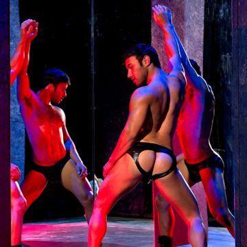 Dorian Ferro workin' that ass | Daily Dudes @ Dude Dump