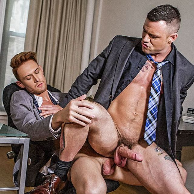Emerson Palmer and Sergeant Miles | Daily Dudes @ Dude Dump