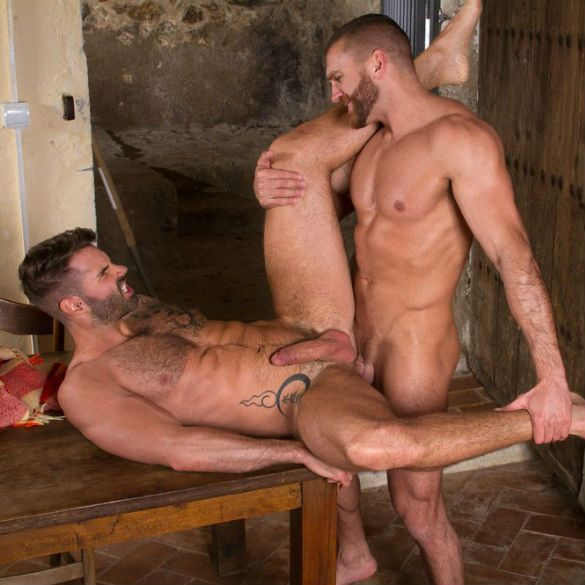 Emir Boscatto fucks Dani Robles | Daily Dudes @ Dude Dump
