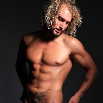 Erik's erotic shoot with VPL | Daily Dudes @ Dude Dump
