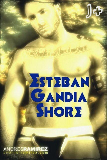 Esteban from Gandia Shore by  Andres Ramirez – J+   Daily Dudes @ Dude Dump