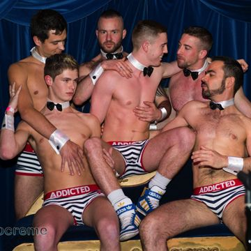 Eurocreme Celebrate Their 10th Anniversary | Daily Dudes @ Dude Dump