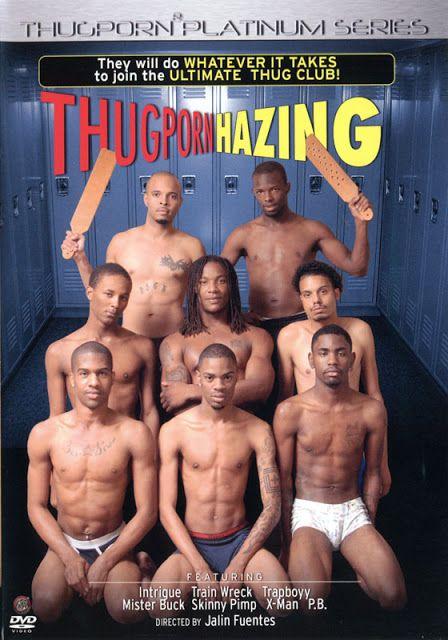 F2DB: DVD SPOTLIGHT-Thug Porn Hazing | Daily Dudes @ Dude Dump