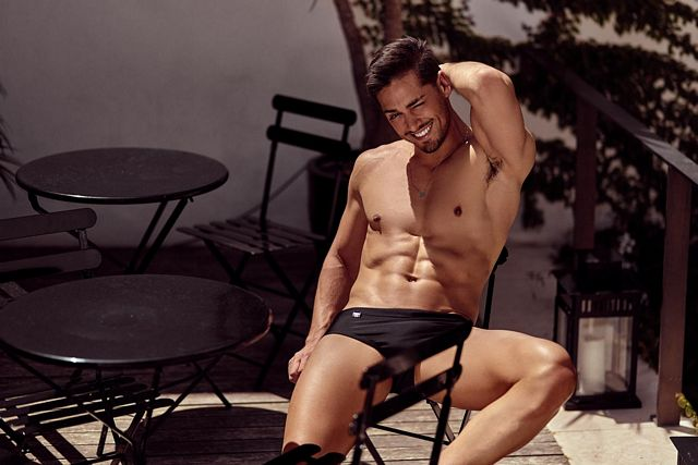 Fabio Costa Is The New Campaign Star | Daily Dudes @ Dude Dump