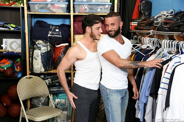 Fernando Del Rio and Rego Bello, Sexy Latinos Fuck | Daily Dudes @ Dude Dump
