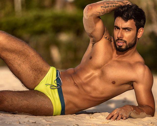 Fernando Vargas | Daily Dudes @ Dude Dump