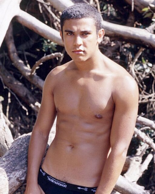 Finest Latinos Feature: Teaser at the Woods | Daily Dudes @ Dude Dump