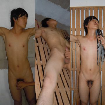 Fit Asian Boy BDSM Series | Daily Dudes @ Dude Dump
