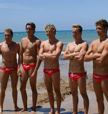 Five Aussie's | Daily Dudes @ Dude Dump