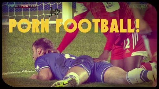 Football is hot! | Daily Dudes @ Dude Dump
