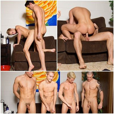 Four Way Replay | Barely Legal Guys and Gay Boys P | Daily Dudes @ Dude Dump