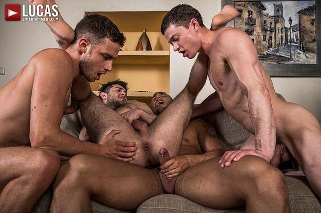 Fourgy with Ben, Brock, Ruslan & Damon! | Daily Dudes @ Dude Dump