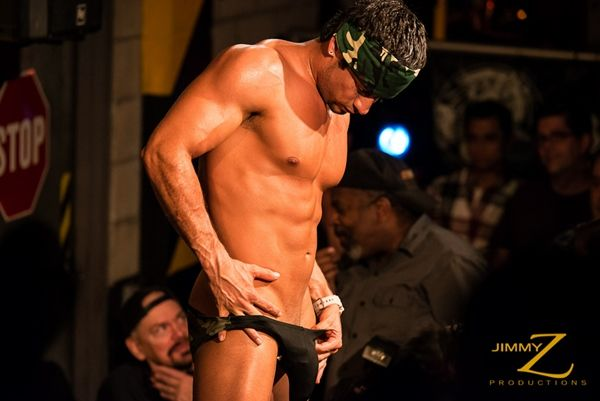 Franco Lombard Muscle Show in BBJAM #32 | Daily Dudes @ Dude Dump